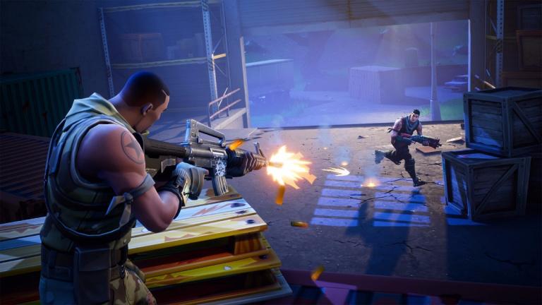 """Fortnite : un tournoi """"Shadow Trophy"""" durant la Gamers Assembly"""