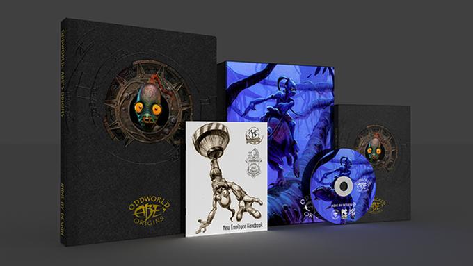 Oddworld : Abe's Origins est déjà intégralement financé