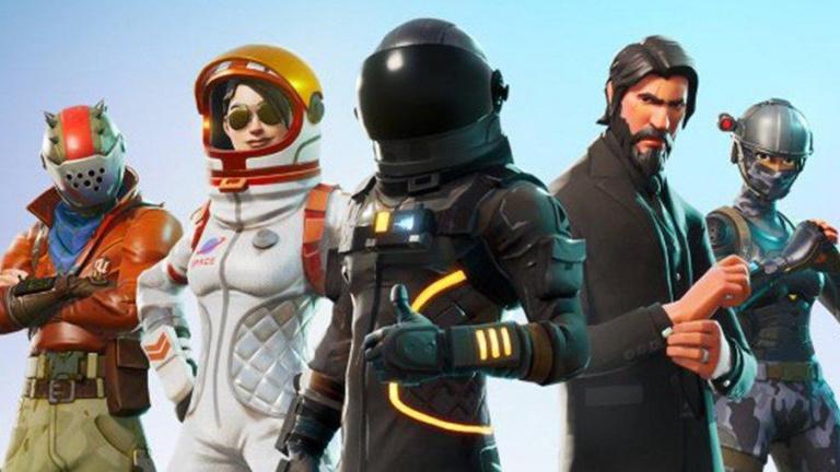 Fortnite : Le mode Battle Royale développé en 2 mois