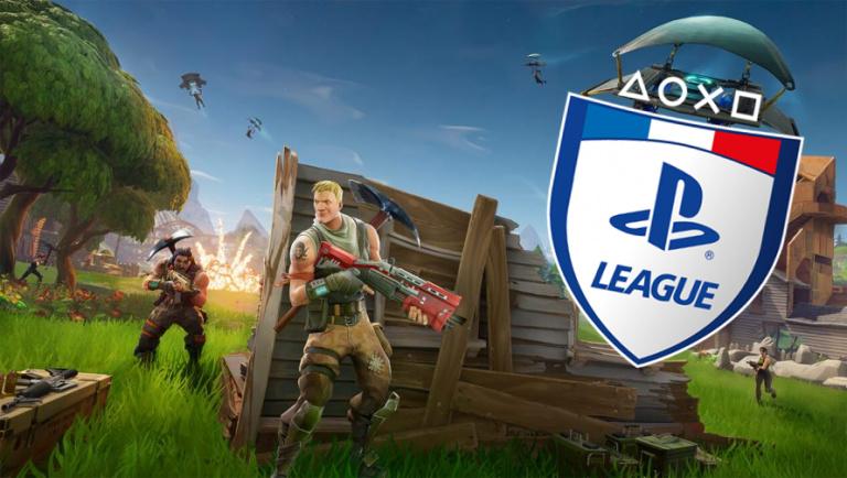 PS League : Fortnite lance ses tournois aujourd'hui !