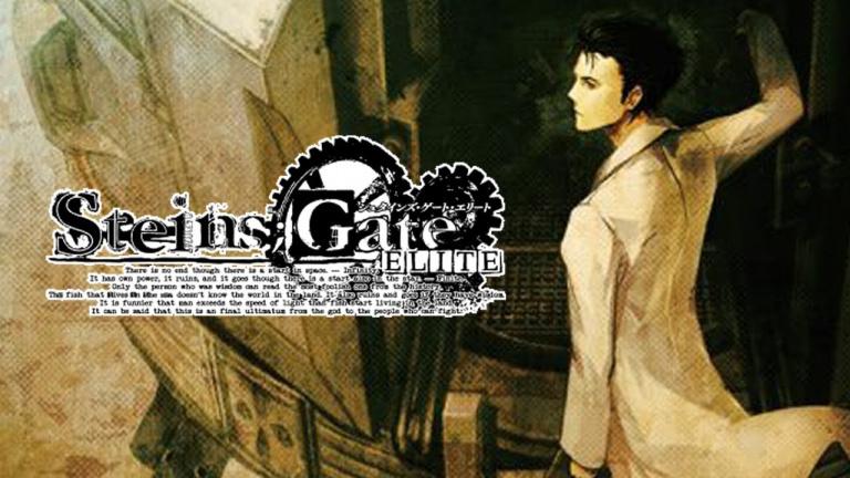 Steins;Gate Elite sortira en Occident cette année