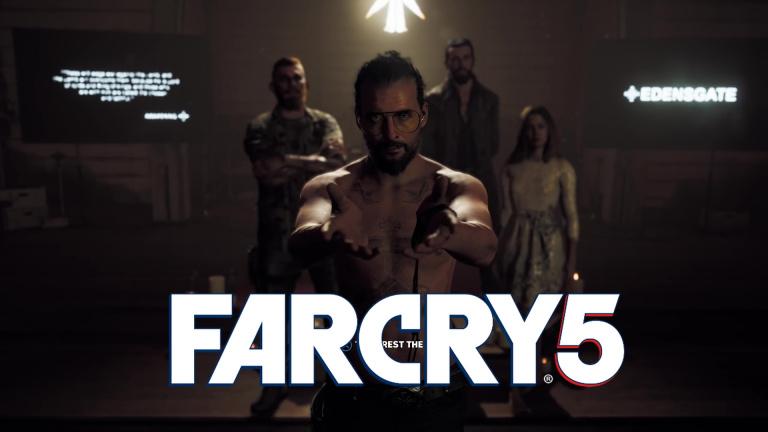 Far Cry 5 : finir le jeu en moins de 10 minutes (fin secrète)