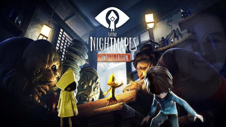 Little Nightmares : Le comic book officiel arrive en France