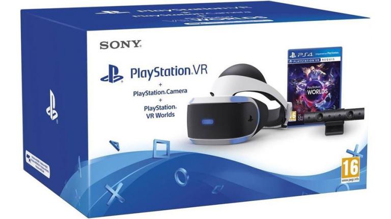 Une baisse de prix permanente pour le pack PlayStation VR