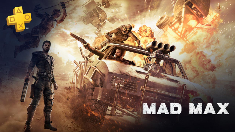 PlayStation Plus : Mad Max et Trackmania Turbo en avril