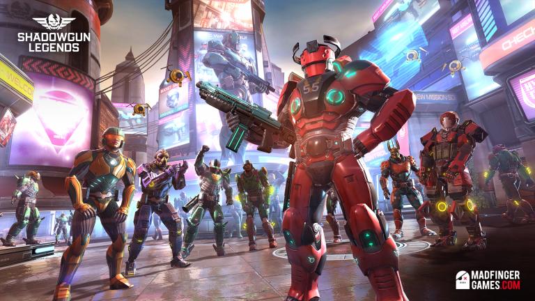 Shadowgun Legends : 1,8 million de téléchargements la première semaine