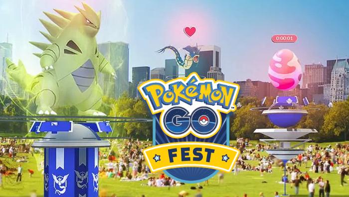 Pokémon GO : chat, transferts, GO Fest avec 100 000 joueurs en Europe, mesures anti-triche... Le futur du jeu dévoilé, préparez-vous