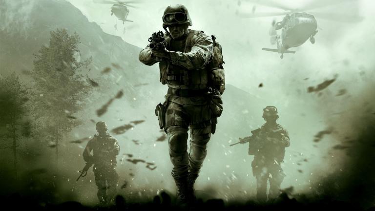 Call of Duty 4 : Modern Warfare devient rétrocompatible