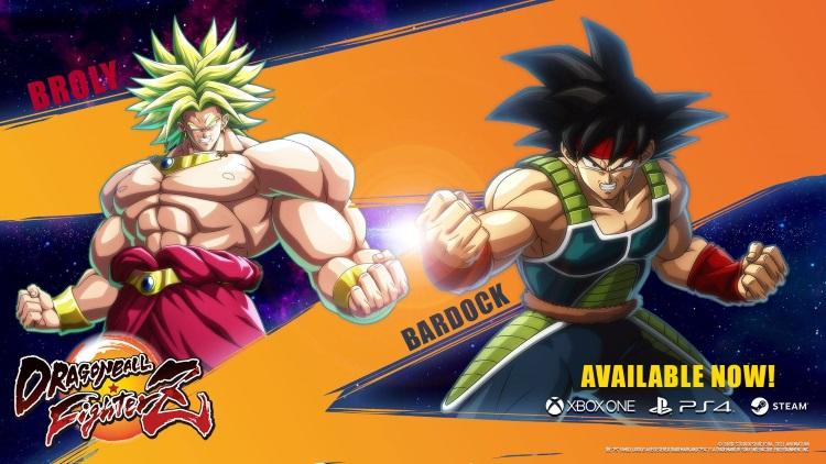Dragon Ball FighterZ, guide Bardock et Broly : attaques des premiers persos du Season Pass