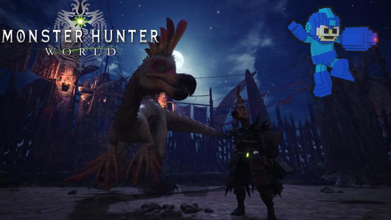 Monster Hunter World, évènements temporaires : tête de Kulu, monstre géant et armure Méga Man, tout ce qu'il faut savoir