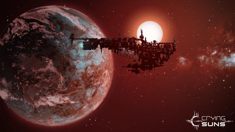 Crying Suns est disponible gratuitement dès maintenant sur Epic Games Store