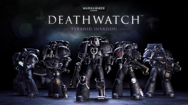 Warhammer 40.000 Deathwatch listé sur Nintendo Switch