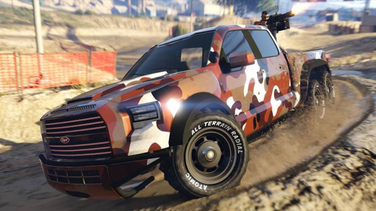 GTA Online : Nouveau mode et nouveau véhicule au menu de la semaine