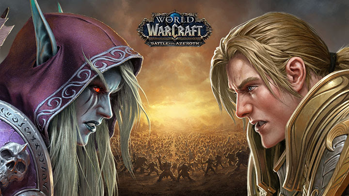 Battle for azeroth la Date de sortie !