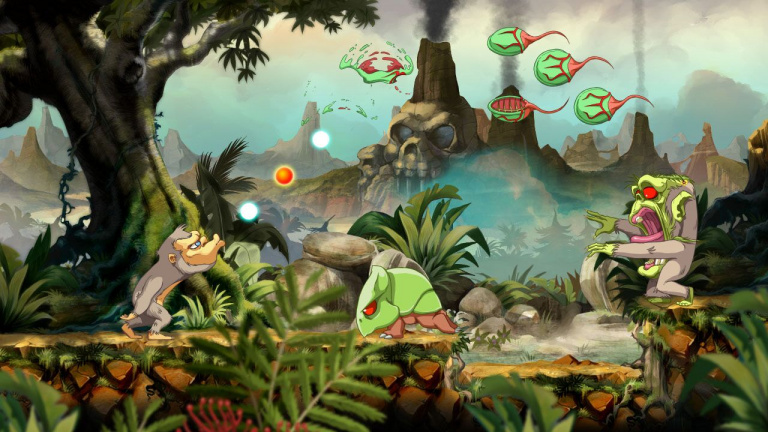 Son retour se fera sur Switch — Toki
