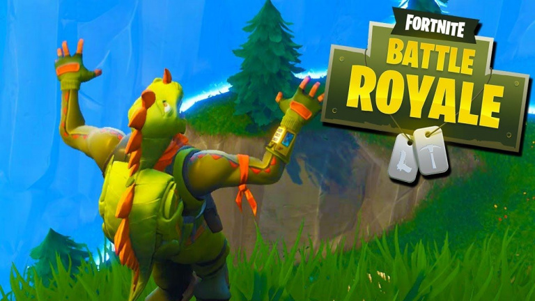 Fortnite Battle Royale, comment danser : la touche de l'emote sur PC, PS4, Xbox One