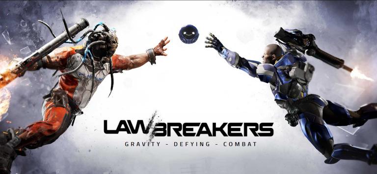 LawBreakers : Boss Key arrête de travailler sur le titre