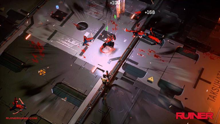 Ruiner : L'Annihilation Update débarque sur Xbox One et la version Linux passe en beta
