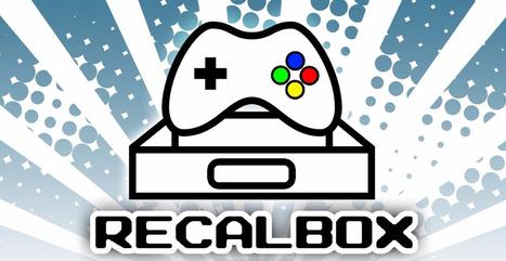 Phase 5 : Au cœur de la borne Raspberry Pi : Recalbox