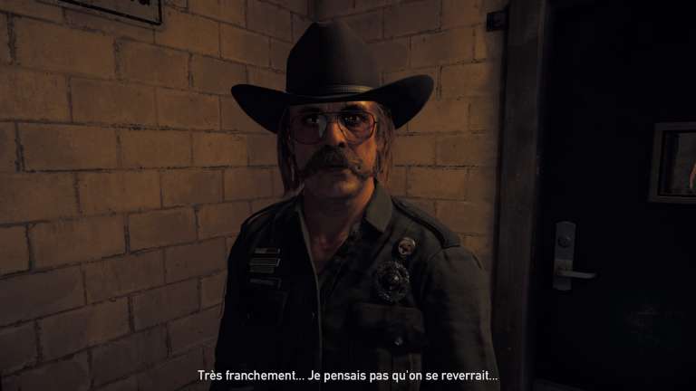 Libérer la Prison de Hope County