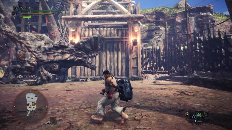 Obtenir l'armure de Ryu