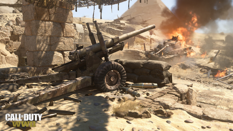 Call Of Duty WWII Refonte Du Systeme De Divisions Et Classes