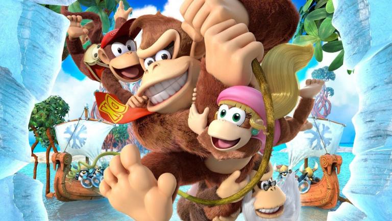 Donkey Kong Country Tropical Freeze : des chargements plus rapides sur Switch