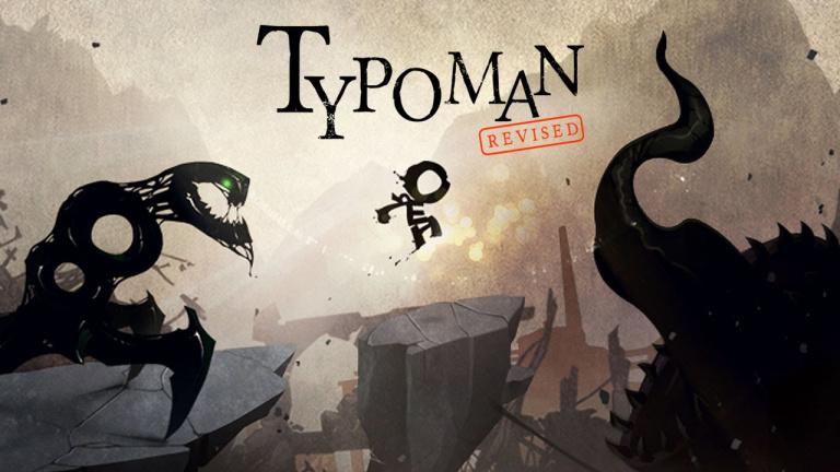 Limited Run Games : Une version physique pour Typoman