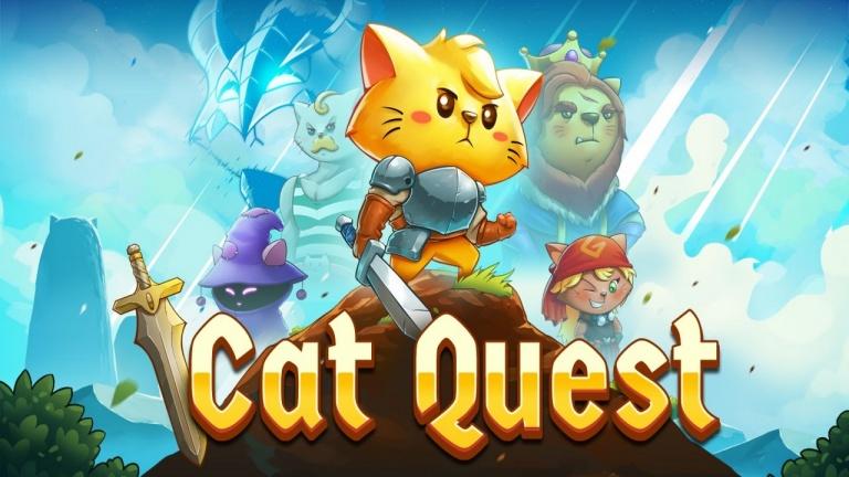 Cat Quest aura sa version physique sur Switch