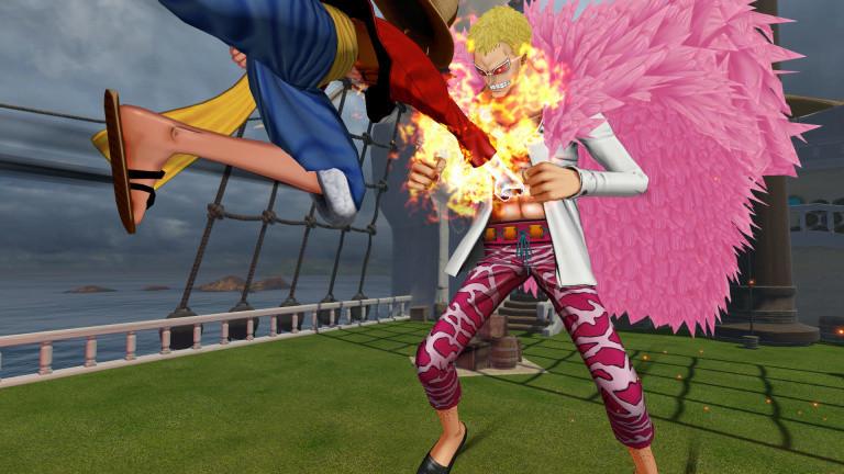 One Piece : Grand Cruise - Le jeu se trouve une date de sortie