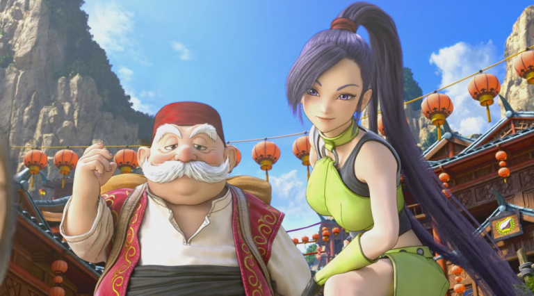 Dragon Quest XI Switch -