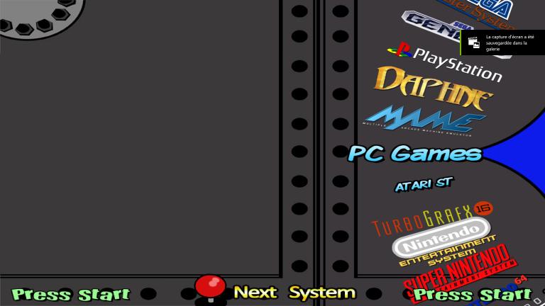 Phase 5bis : Au cœur de la borne « Retro MasterRace » : Windows 10… Et un sacré bordel derrière