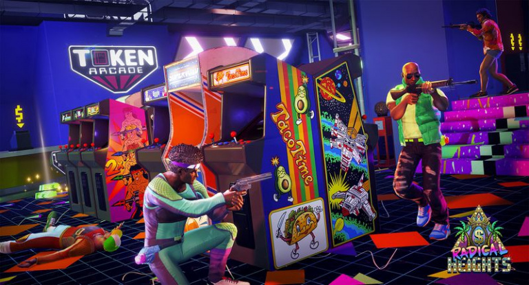 Le nouveau projet du studio de Lawbreakers — Radical Heights