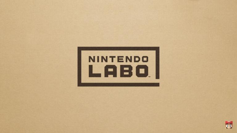 Nintendo Labo : Le producteur revient sur ce qui l'a inspiré