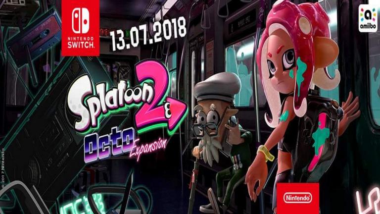 Splatoon 2 : Une sortie le 13 juillet pour l'Octo Expansion ?
