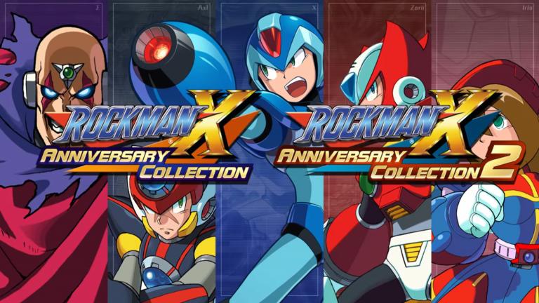 Encore des compilations Mega Man chez Capcom
