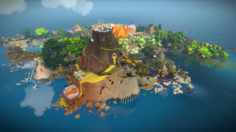 Les créateurs de The Witness lancent une bourse d'aide au financement de puzzle-games