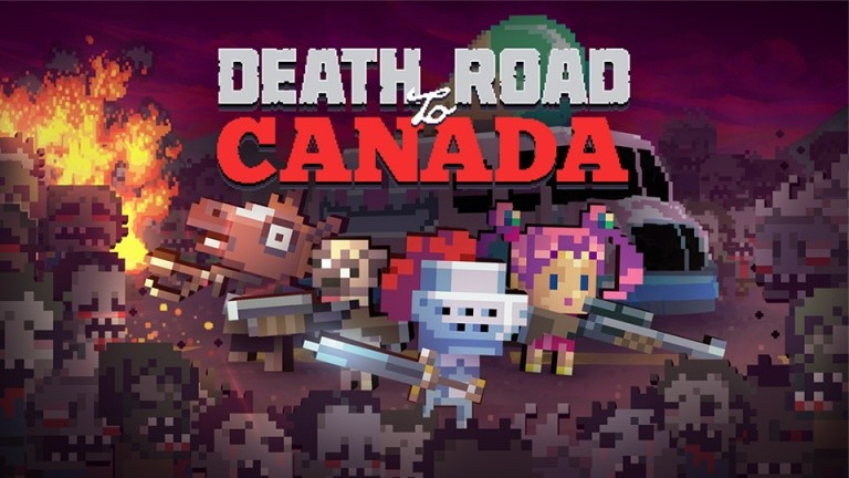 Death Road to Canada se date sur consoles