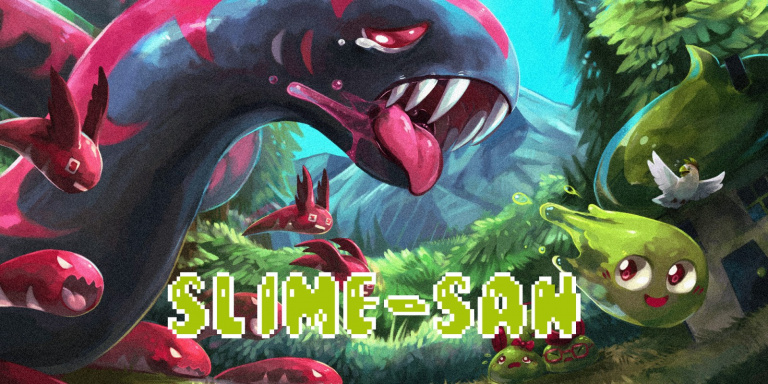 Slime-San : Une sortie physique sur Switch cette année