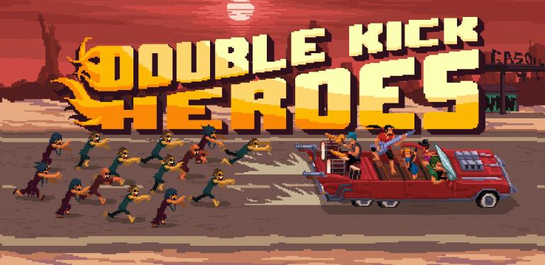 Double Kick Heroes : une early access solide pour un jeu de rythme à la gloire du Metal