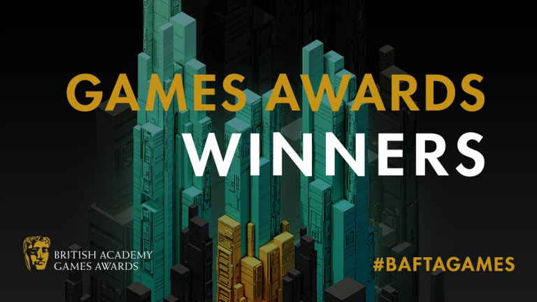 BAFTA Games Awards : Les gagnants de l'édition 2018