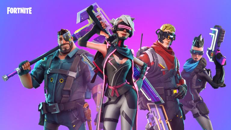 Fortnite : Epic offre des skins pour s'excuser de l'indisponibilité du jeu