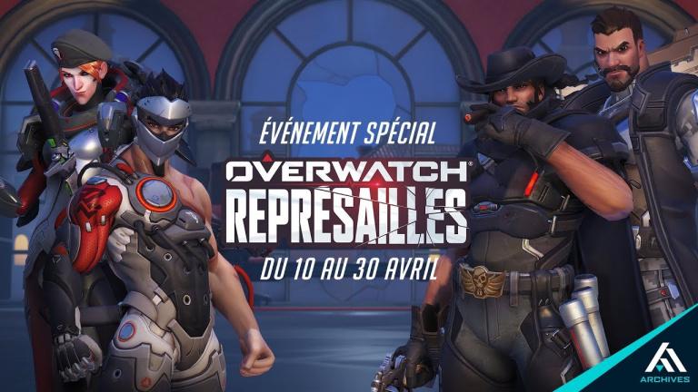 Overwatch : deux héros nerfés, deux héros boostés pour accompagner la sortie de Représailles, ce qu'il faut savoir