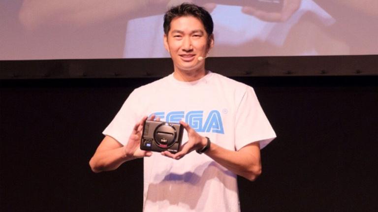 Une SEGA Mega Drive Mini annoncée au Japon