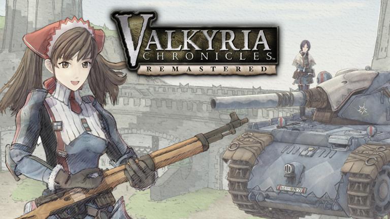 Valkyria Chronicles Remastered annoncé sur Switch au Japon