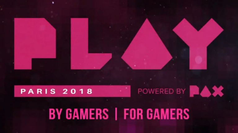 PLAY Paris : Le festival soutenu par la PAX se tiendra ce week-end