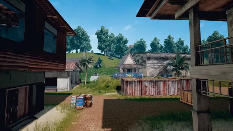 PUBG : Obtenez votre clé pour la map 4x4