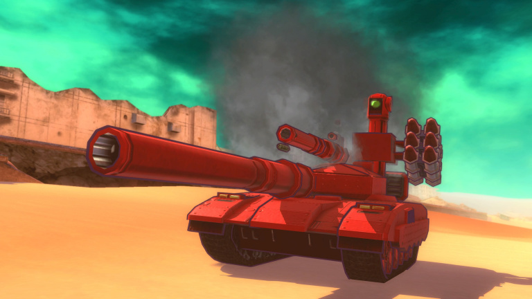 Metal Max Xeno : Des images pour le Mad Max nippon