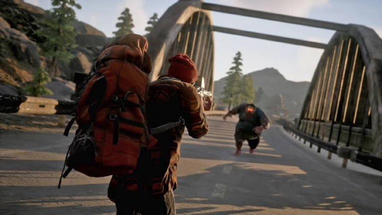 State of Decay 2 nous dévoile son poids