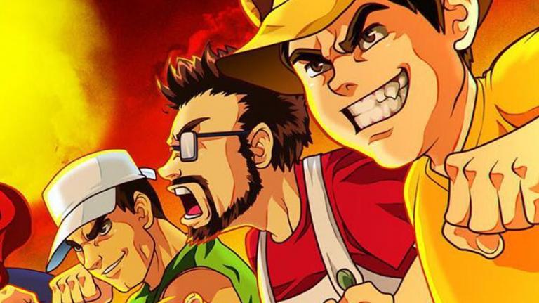 Le beat'em up rétro 99Vidas s'annonce sur Nintendo Switch